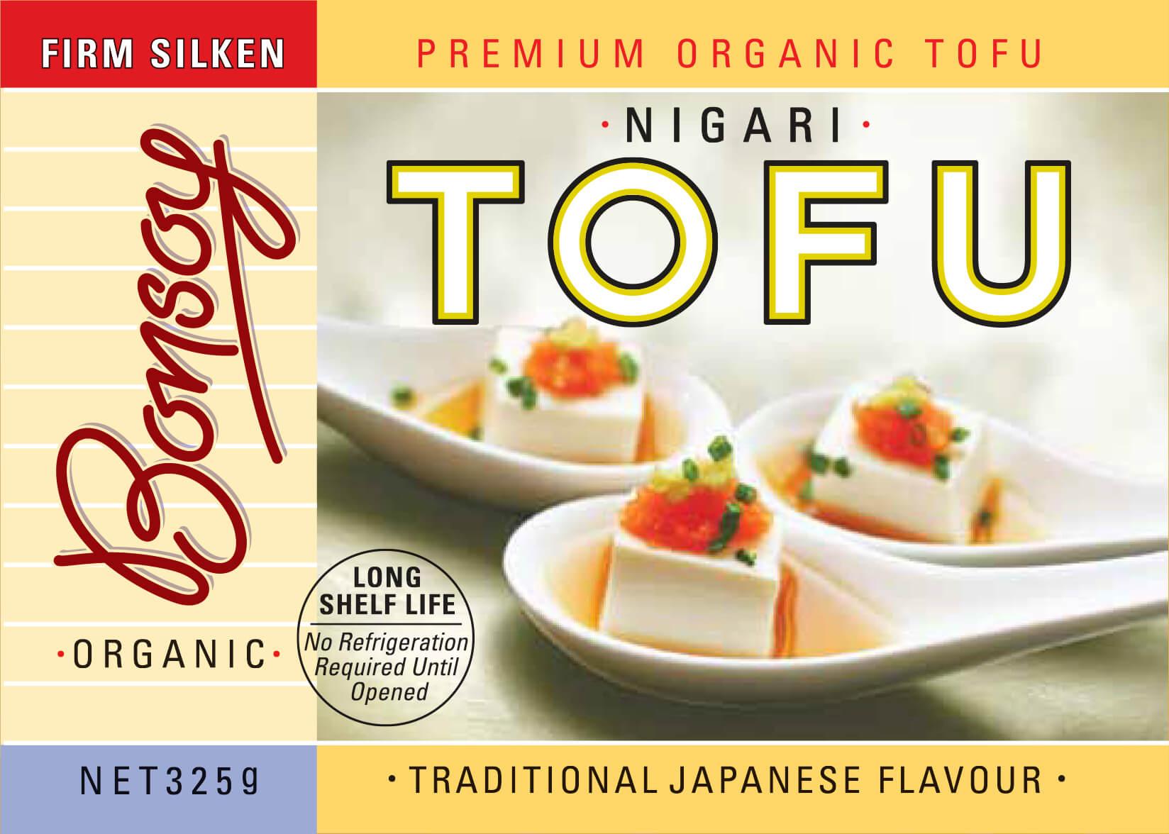 Bonsoy Nigiri Tofu logo