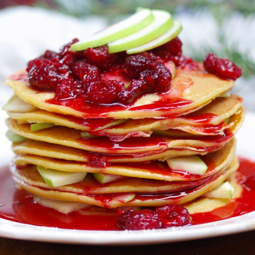 Amazake Pancake Recipe