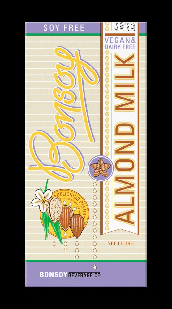 Bonsoy Products - Almond Milk