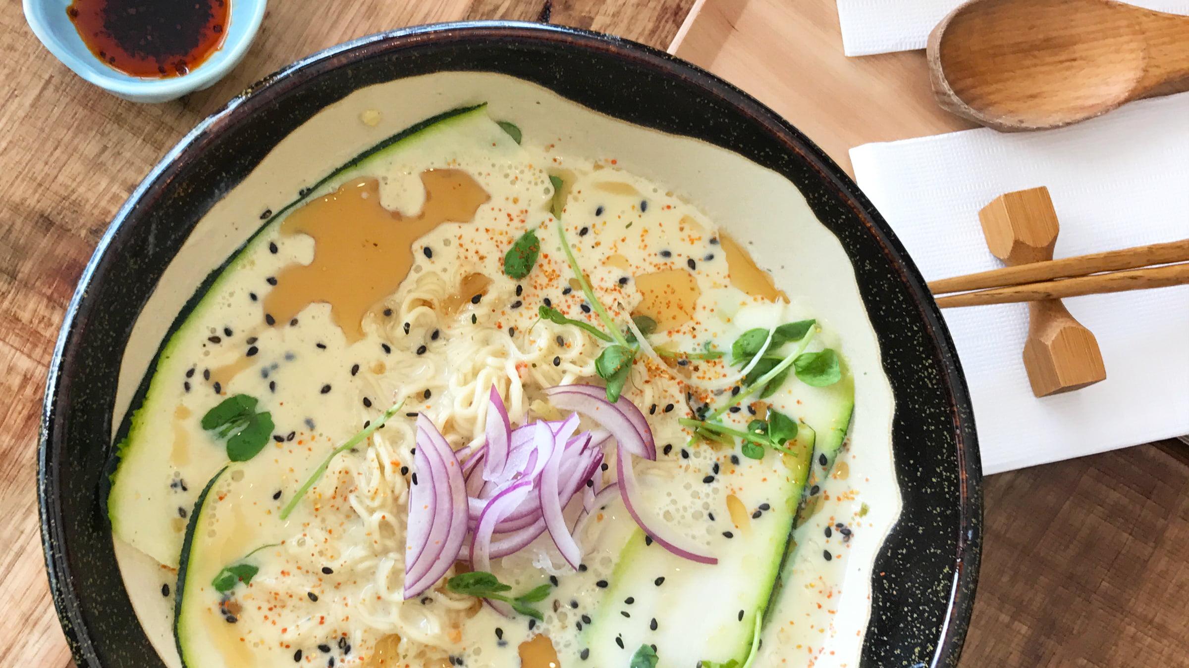 Ramen Noodle Recipe